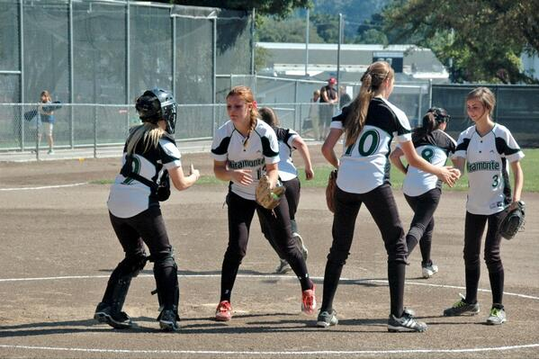 lady mats softball falls 0-10 to the dons in today...
