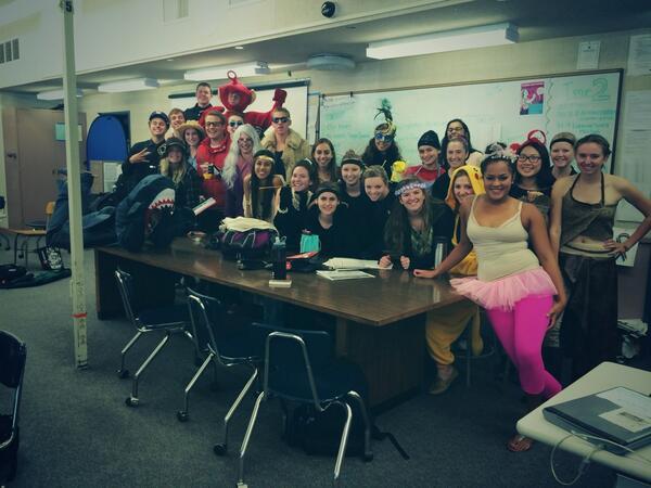 Happy Halloween!  Love, The Mirador Staff http://t...