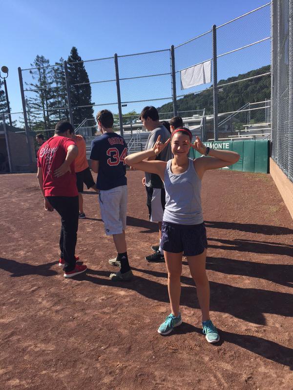Olivia Vigo is ready for Leadership vs Mirador kic...
