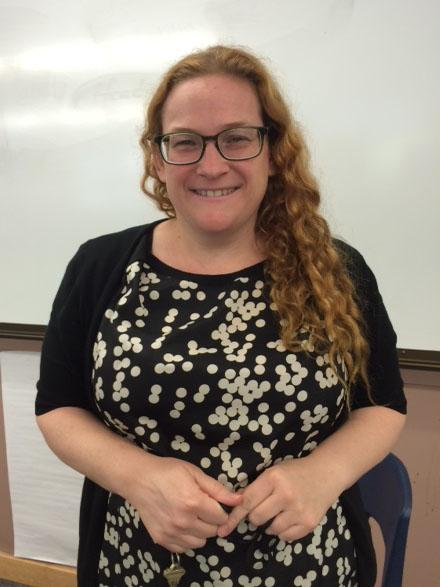 Miramonte welcomes back the quirky Ms. Aracic! #hi...
