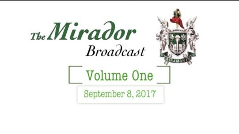 The Mirador Broadcast- Volume One
