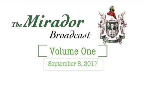 The Mirador Broadcast- Volume One