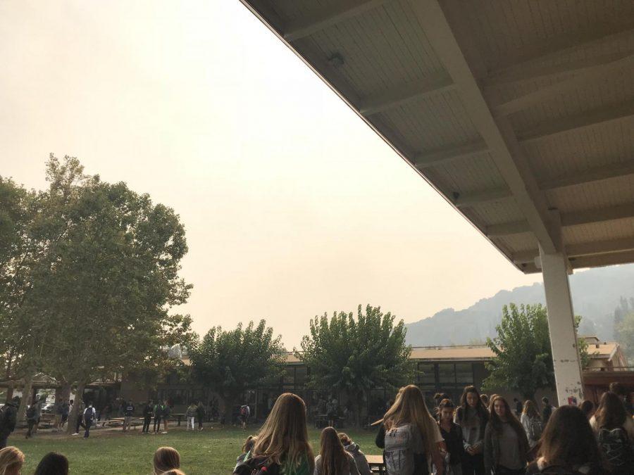 California Fires Bring Danger and Despair