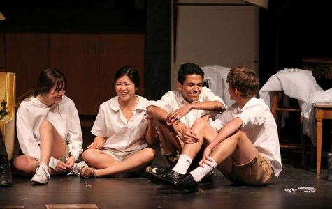 Mirador Reviews the Fall Play: The Secret in the Wings