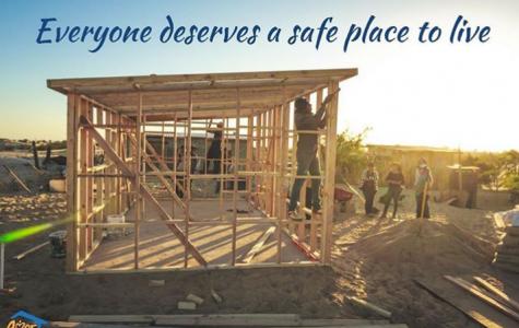 Miramonte Students Build Houses in Tijuana, Mexico