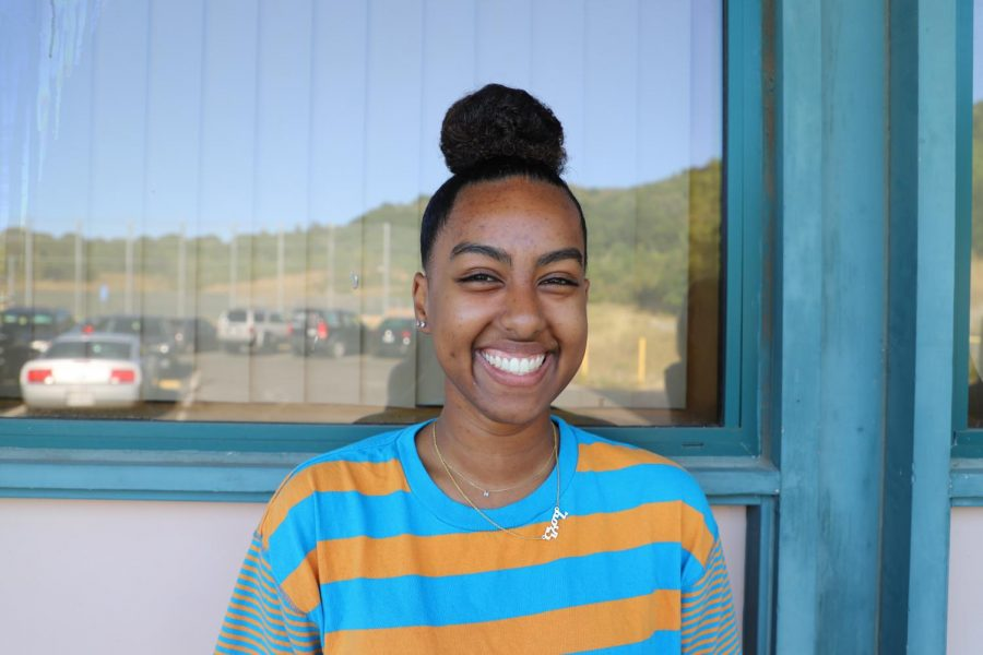 Staff Profile: Naomi Mesfin