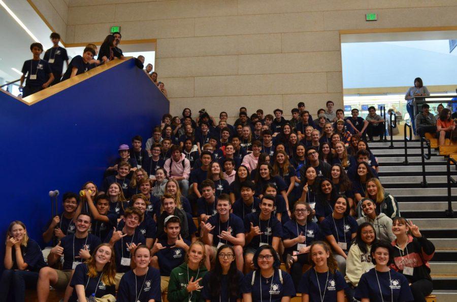 Latin Students Attend Ludi Convention