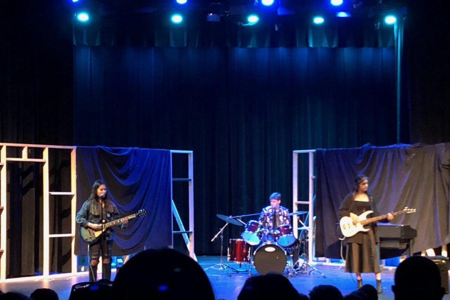 Model United Nations Club Hosts Battle of the Bands