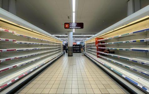 Stockpiling Supplies is Harmful