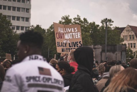 Student Section: Addressing Black Lives Matter Movement and All Lives Matter Movement