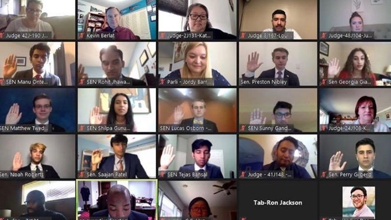 Public Speaking Tournaments Go Virtual