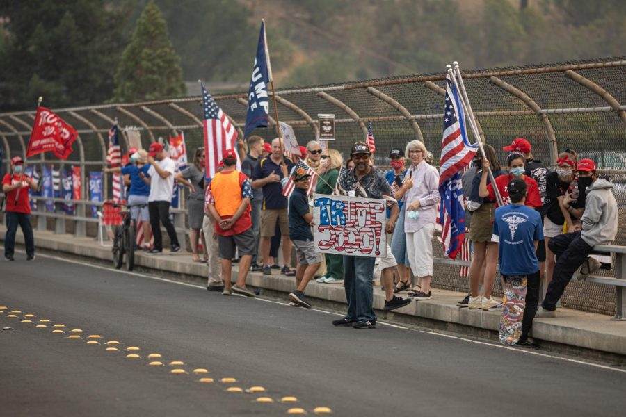 Lamorinda Residents Make Their Opinions Clear at Protests Leading Up to Election
