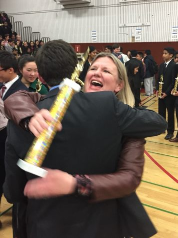 Kristen Plant Named Teacher and Classified Employee of the Year